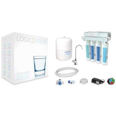 Ósmosis Inversa Logico Aqua Sin Bomba