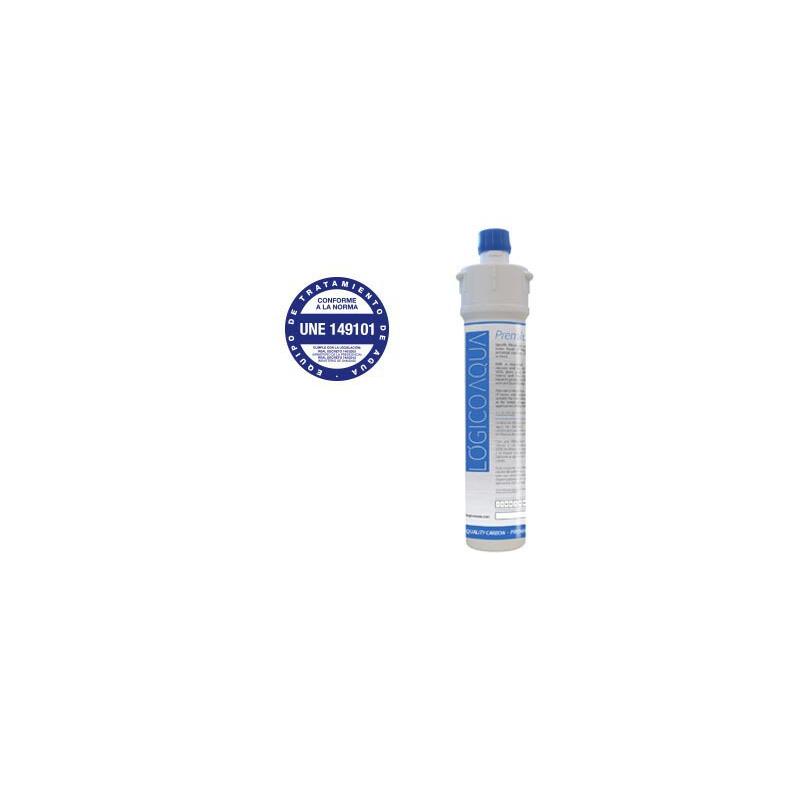 """Filtro de agua Lógico Aqua Premium 12"""""""