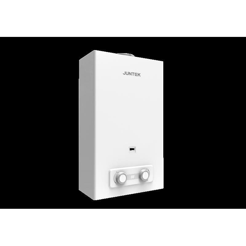 Calentador Atmosférico Juntek 11 Litros Automático Butano