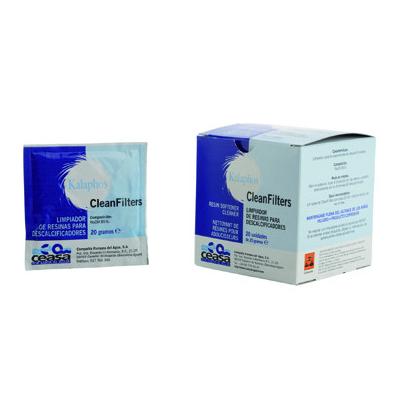 Limpieza de Resinas y Lechos filtrantes Kalaphos cleanfilters
