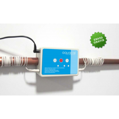 Sistema electrónico desincrustante Aquacal