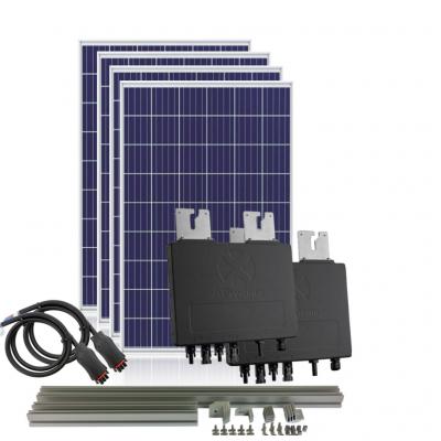 Kit Placas Solares autoconsumo 1400W