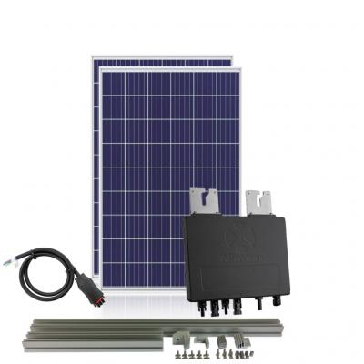 Kit Placas Solares autoconsumo 730 W 2 Paneles